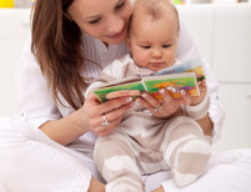 The Power of Books – Reading to Your Child from Birth